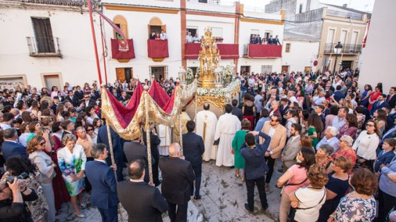 La provincia de Sevilla se prepara para celebrar el Corpus Christi