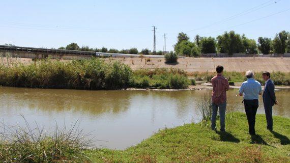 Sevilla y Dos Hermanas, conectadas por un corredor ecológico a través del río Guadaíra