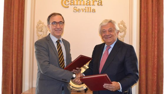 Firmado un acuerdo para el desarrollo industrial e ingeniero de Sevilla