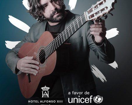 Concierto de Daniel Casares en Sevilla a favor de Unicef, un homenaje a Picasso con fines solidarios