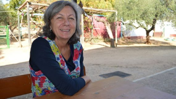 Elena Viguera, naturaleza en todos los sentidos entre Espartinas y Cazalla de la Sierra