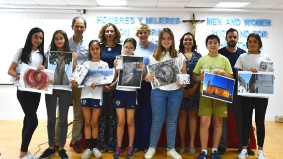 La estudiante Carmen María García Moncayo gana el III Concurso de Fotografía Matemática de Osuna