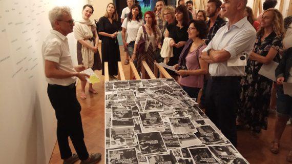El Espacio Santa Clara acoge en su Refectorio la nueva Fonoteca de Sevilla