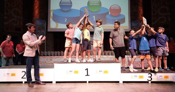Nuevo récord de participación en los Juegos Deportivos Municipales del IMD