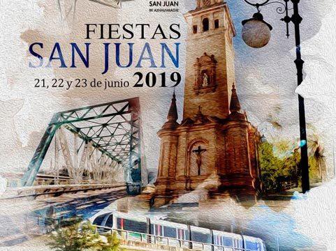 Mojinos Escozíos y Los Aslándticos actúan en las Fiestas patronales de San Juan de Aznalfarache
