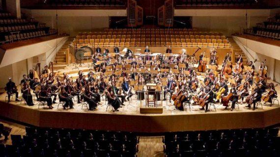 La Joven Orquesta Nacional de España clausura el año académico de la US en el Teatro de la Maestranza