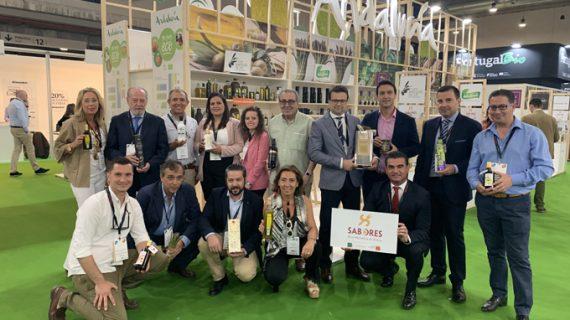 Los 'Sabores de la Provincia de Sevilla', presentes en la primera feria profesional de la industria ecológica