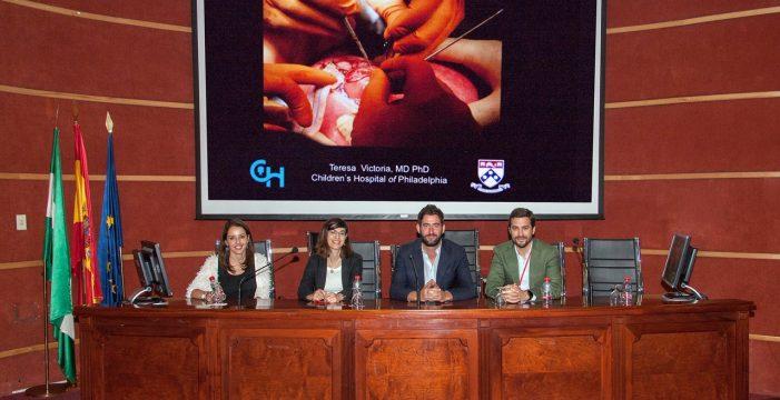 El Virgen del Rocío organiza el primer curso de resonancia magnética fetal en España