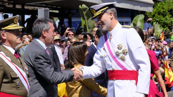 Balance satisfactorio del dispositivo municipal con motivo del Día de las Fuerzas Armadas y el concierto de Alejandro Sanz