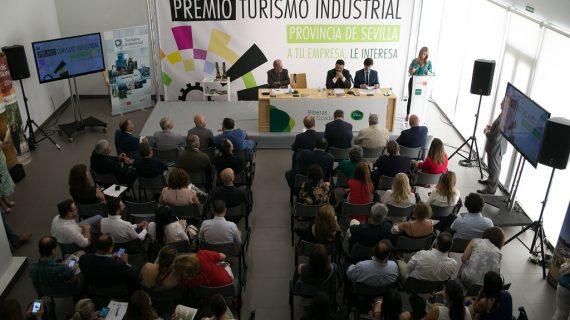 La capital, sede de la entrega de premios 'Turismo Industrial Provincia de Sevilla'