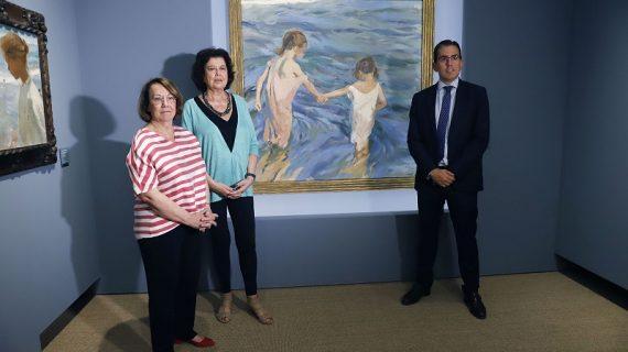 Sevilla recibe la muestra 'Sorolla tierra adentro', un recorrido sobre la obra del artista
