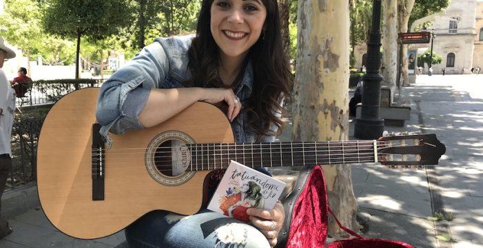 Sara Jiménez, la voz que vende positivismo con la música