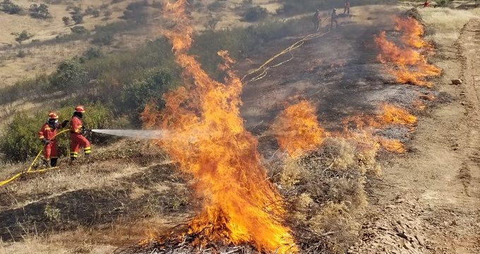 La Unidad Militar de Emergencias concluye su preparación para la campaña contra los incendios de este verano