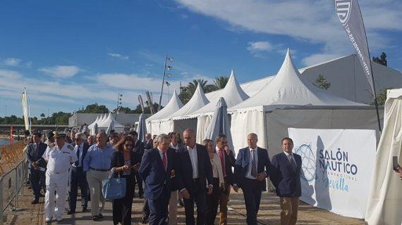 El Salón Náutico Internacional de Sevilla arranca con 29 expositores y 27 conferencias