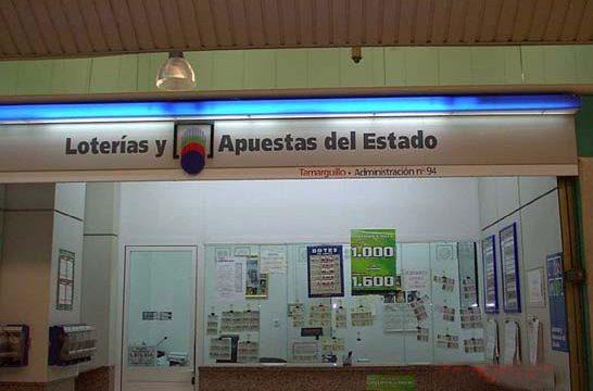 Venden en Sevilla un boleto de La Primitiva premiado con más de 802.000 euros
