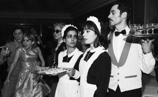 Paco León, premio 'Pencho Cros' por su serie 'Arde Madrid'