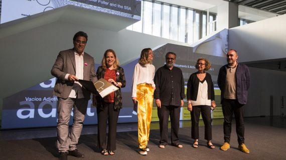 La colección 'Arquitectura, Textos de Doctorado', del IUACC y la Editorial US, ganadora del Premio FAD 2019