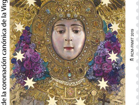Correos dedica un sello al Centenario de la Coronación de la Virgen del Rocío