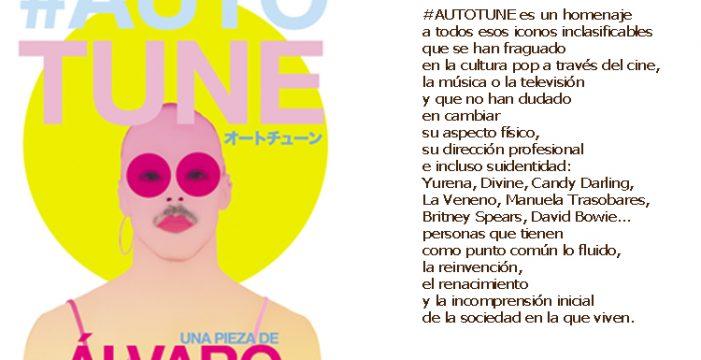 El artista sevillano Álvaro Prados presenta en La Fundición su obra '#Autotune'