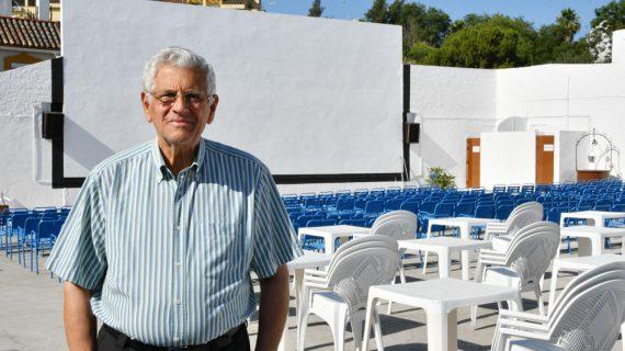 La magia del cine de verano sobrevive en Tomares