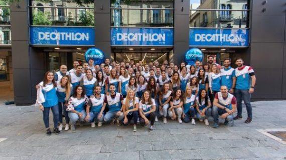 Decathlon abre en Sevilla su primera tienda de gran formato en el centro de la capital