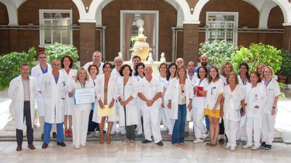 La Enfermería del Virgen del Rocío recibe distinción del Monitor de Reputación Sanitaria por su liderazgo nacional
