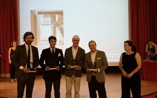 La restauración del cenador y el Jardín del León del Real Alcázar y el Jardín Cosmopolita, premiadas por el Colegio de Arquitectos de Sevilla