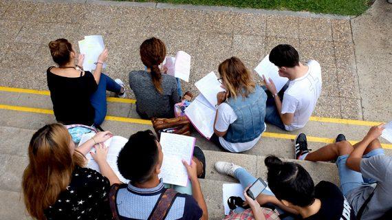 La Selectividad en la Hispalense contará con 217 estudiantes más que el pasado año