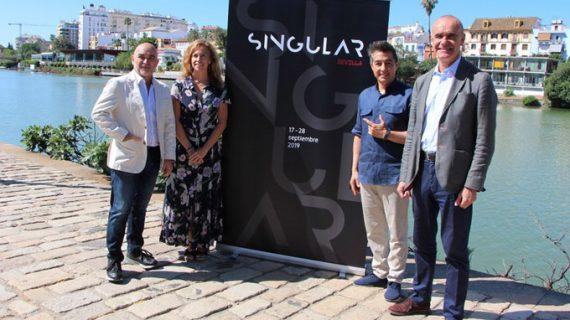 El Teatro Lope de Vega y el Muelle Camaronero serán escenarios de la primera edición del Festival SINGULAR