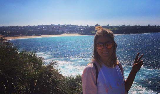 Sydney, el nuevo hogar de la organizadora de eventos sevillana Paloma Domene Martínez