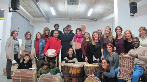 Sevilla celebra una jornada de convivencia para tejer lazos con el pueblo africano