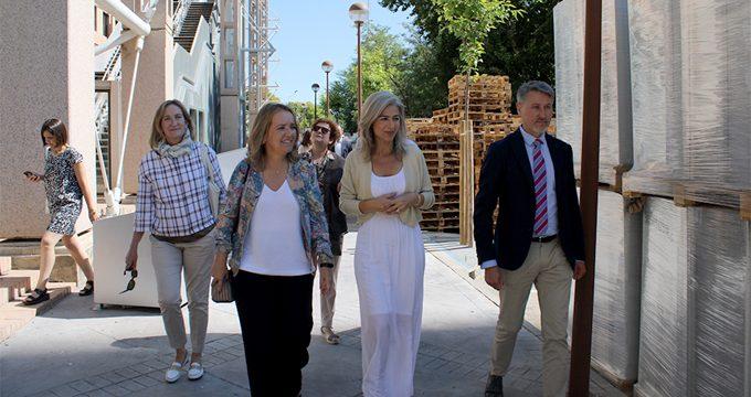 El Archivo General de Andalucía abrirá sus puertas en el Pabellón del Futuro antes de final de año