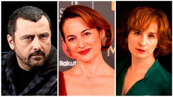 Charla con Paco Tous, Cuca Escribano y Mari Paz Sayago en el ciclo 'Los Oficios del Cine'
