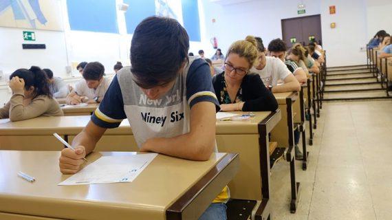 Casi el 93% de los examinados en la US supera la Prueba de Acceso a la Universidad