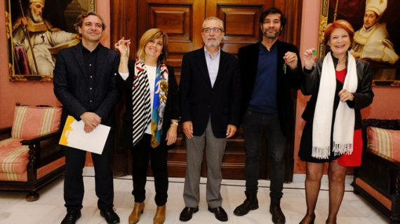 Sevilla adecuará cuatro locales para iniciativas sociales y de emprendimiento del Plan de Empleo de Emvisesa