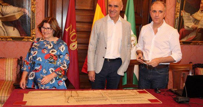 Urbanismo cataloga y difunde a través de Internet 1.000 planos urbanísticos inéditos de Sevilla
