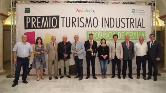 Procavi y el Centro de Interpretación Arqueológica Lagar de Osset, VI Premios 'Turismo Industrial Provincia de Sevilla'