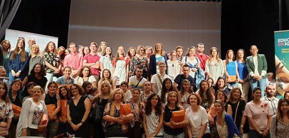 Sevilla clausura el programa Educar en Igualdad con la participación de 70 centros educativos