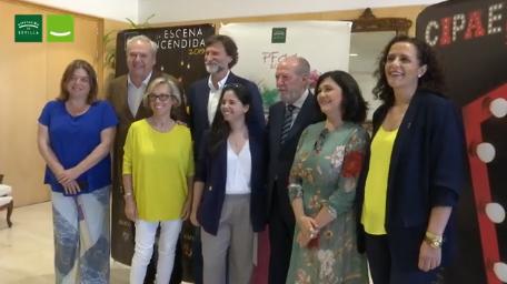 La oferta cultural llena los municipios sevillanos con los programas Cipaem, Escena Encendida y Fomento