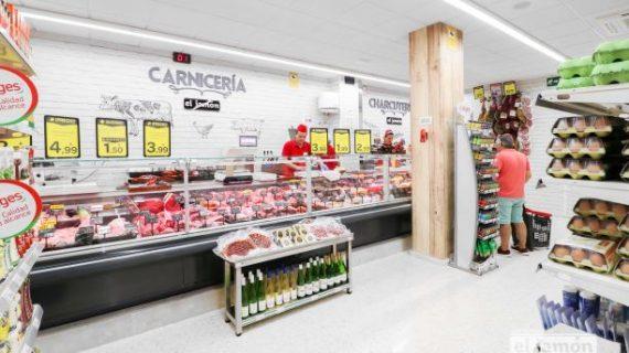 El Jamón salva la actividad de siete tiendas de otro supermercado en la provincia de Sevilla