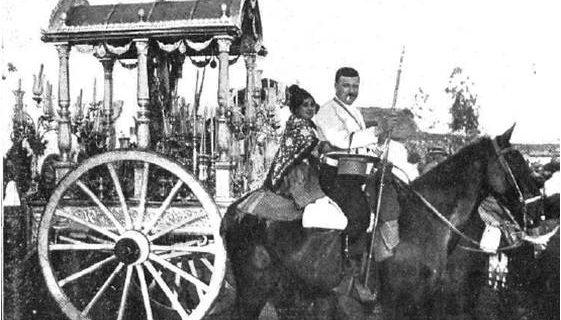 Un siglo de la Coronación Rociera, promovida por el canónigo de la catedral sevillana Juan Francisco Muñoz y Pabón