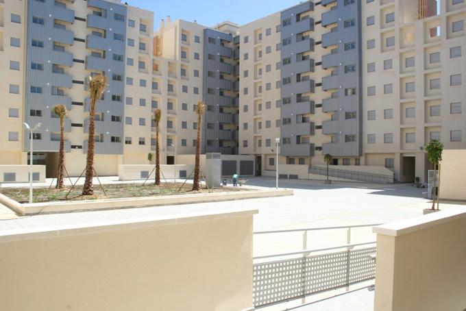 Publicadas las listas provisionales de admitidos para la 14 viviendas protegidas de Sevilla Este