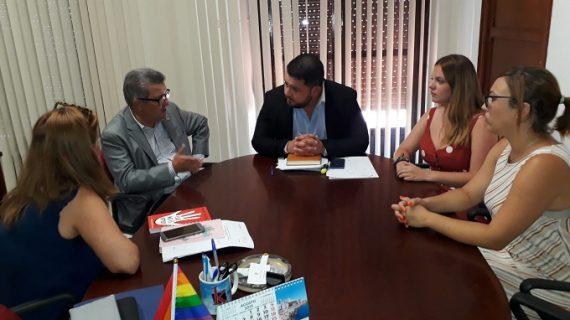 Ayuntamientos de la provincia reciben inversión para actividades de prevención y sensibilización contra la violencia de género
