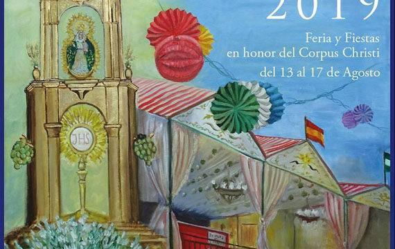 Salteras inaugura su Feria rindiendo homenaje al 25 aniversario del primer camino de la Hermandad del Rocío