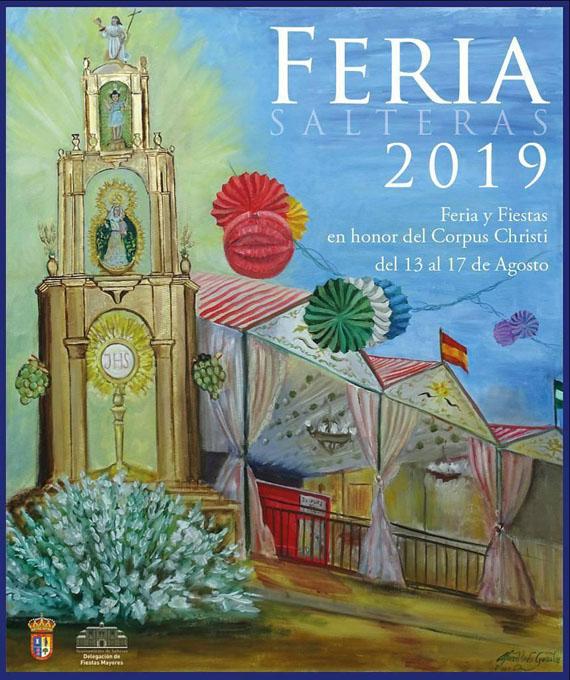 El Corpus Christi, una festividad que en Salteras se celebra en agosto