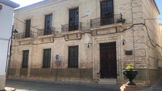 Licitada la rehabilitación y ampliación del Ayuntamiento de Fuentes de Andalucía