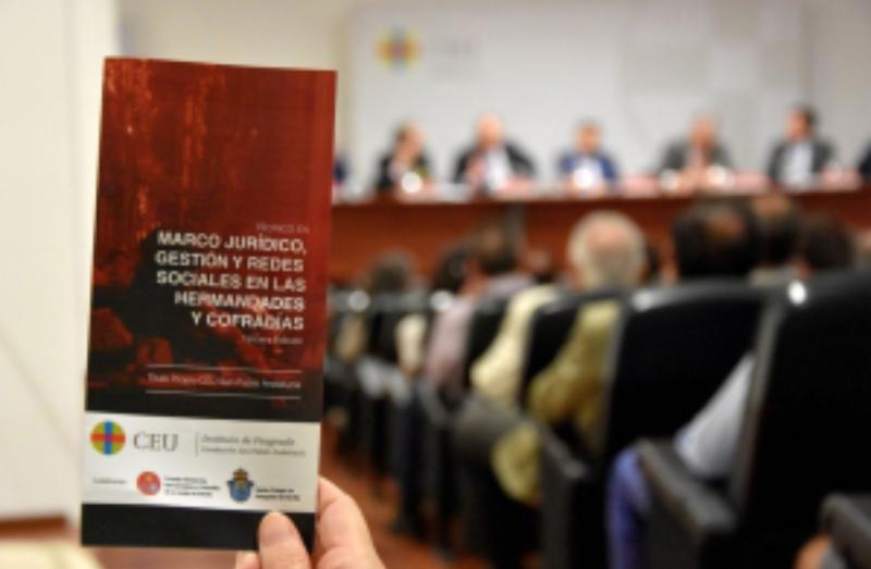 El Consejo colaborará con el curso de Gestión, Marco Jurídico y Redes Sociales en las Hermandades