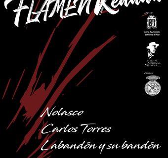 Flamenkedada reúne a Carlos Torres, Nolasco y Labandón en Mairena del Alcor