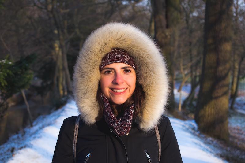 Manuela Grau, la ingeniera de La Puebla del Río que trabaja a orillas del Danubio