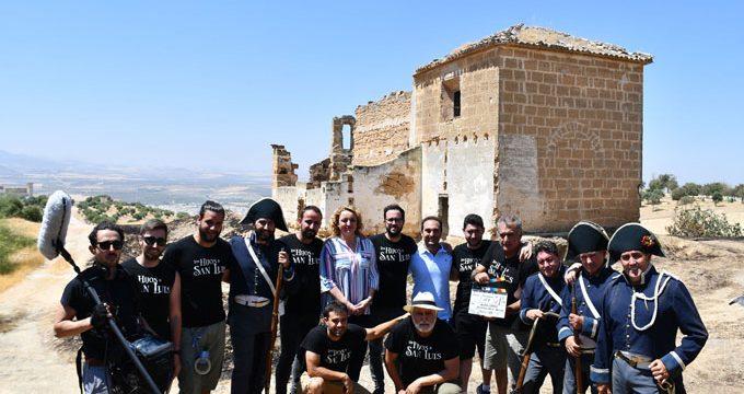 La película 'Los hijos de San Luis' finaliza su rodaje en Osuna